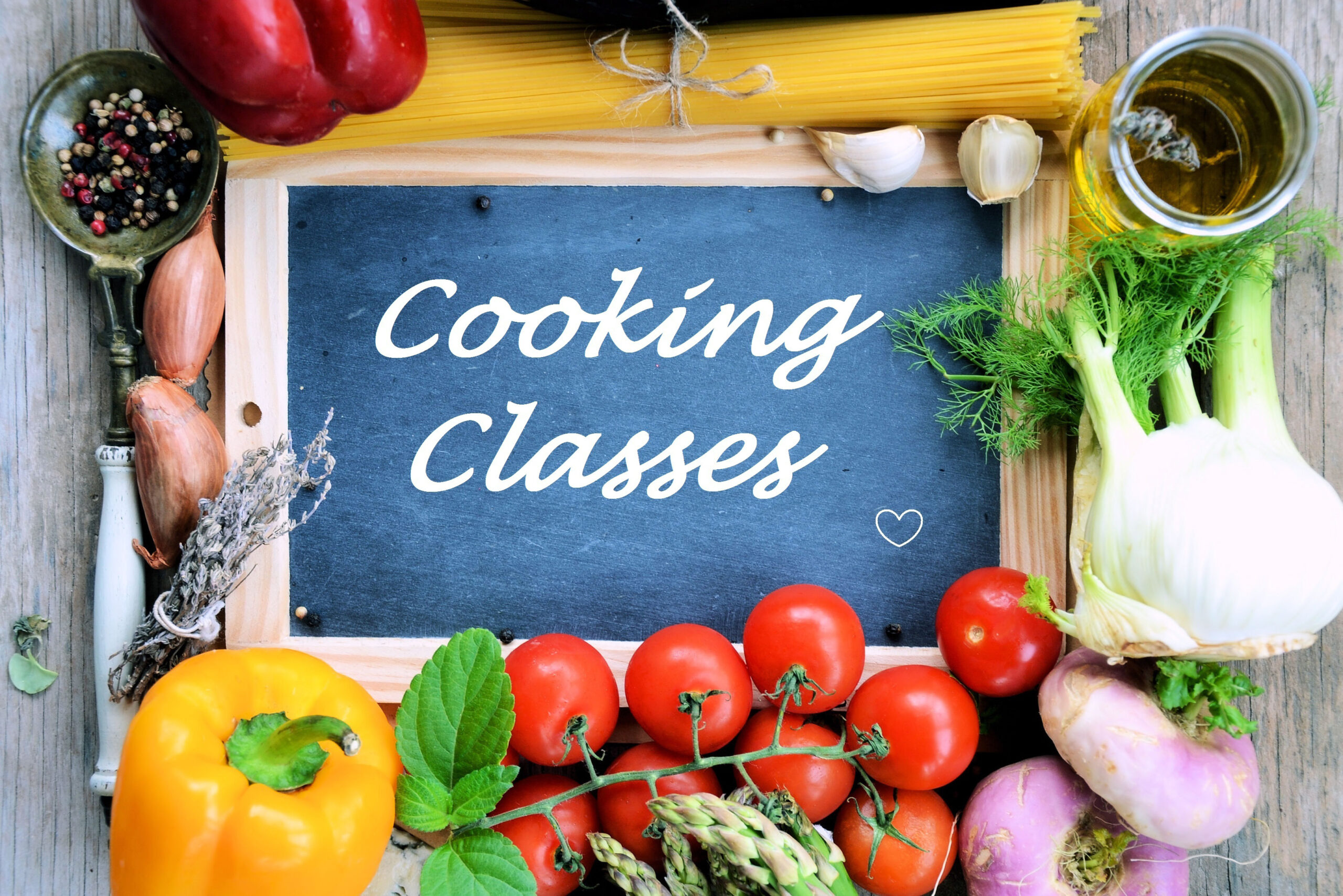 Cooking for High Schoolers – (Spring Semester)